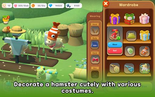 Hamster Village Apkfinish screenshots 17