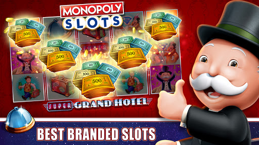 MONOPOLY Slots - Slot Machines  screenshots 22