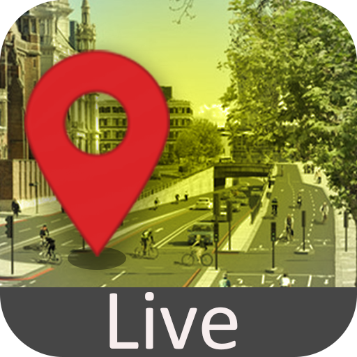 Live Street View Earth Maps & GPS