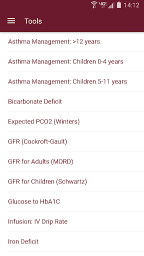 Nurse's Drug Handbook 3.0.1.523 Screenshots 4