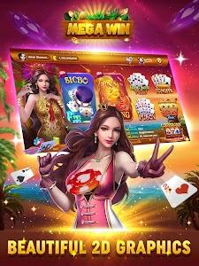 Mega Win - Slots,  Sabong,  Lucky 9 1.05