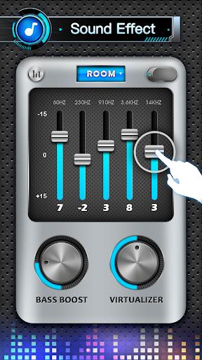 Equalizer, Bass Booster & Volume Booster - EQ 1.5.9 Screenshots 1