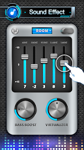 Equalizer, Bass Booster & Volume Booster - EQ 1.6.0
