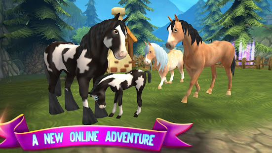 Horse Paradise - My Dream Ranch 2.02 Screenshots 2