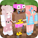 Pink Skins for Minecraft - Androidアプリ