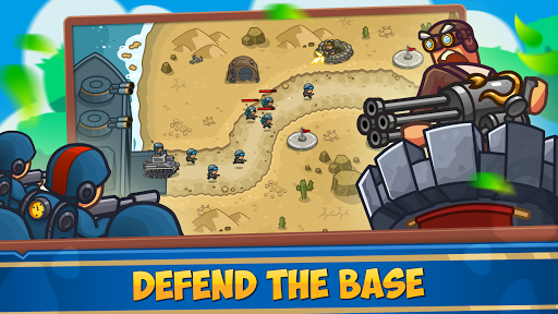 Steampunk Defense: Tower Defense 20.32.561 Screenshots 1