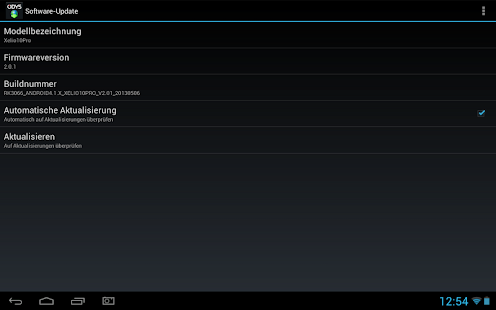 Update App For Odys Tablet Pcs Apps On Google Play