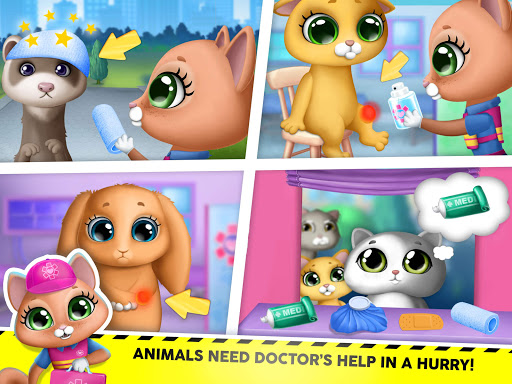 Kitty Meow Meow City Heroes - Cats to the Rescue! 4.0.21003 screenshots 14