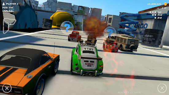 Table Top Racing: World Tour Screenshot