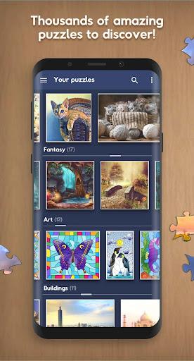 Just Jigsaws 1.3.0 screenshots 1
