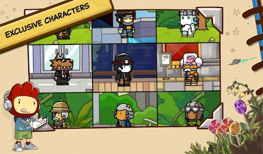 Scribblenauts Unlimited v1.27 MOD APK + Data 5