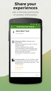 Wikiloc Outdoor Navigation GPS Screenshot