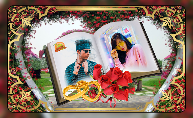 Photo Book Dual photo Editor : Photo Frame
