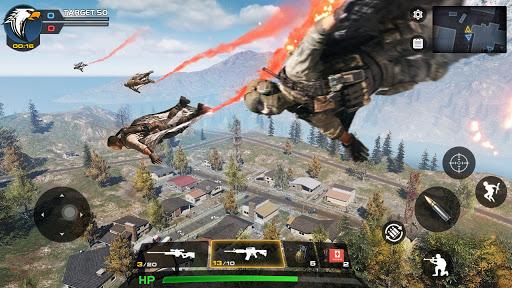 Critical Action :Gun Strike Ops - Shooting Game  screenshots 9
