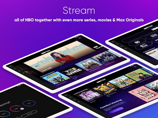 HBO Max: Stream HBO, TV, Movies & More 50.3.0.369 Screenshots 7