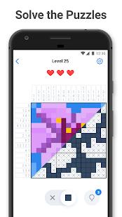 Nonogram.com - Picture cross number puzzle 3.5.1 screenshots 1