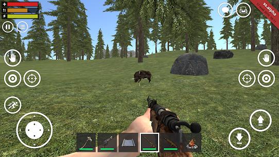 Survival Simulator MOD APK 0.2.2 (Unlimited money, dumb enemy) 6