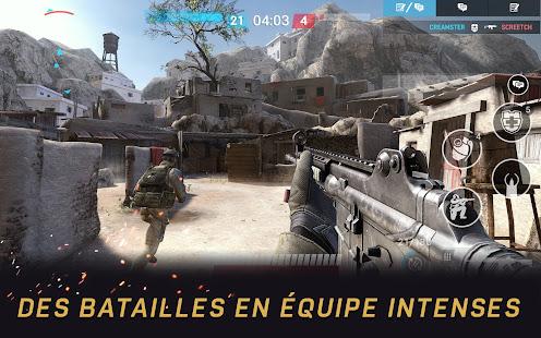 Warface GO: Jeux de guerre de tir PVP & sniper FPS screenshots apk mod 1