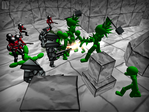 Battle Simulator: Stickman Zombie 1.09 screenshots 7