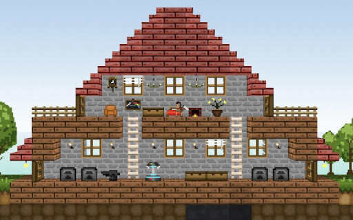 LostMiner: Block Building & Craft Game modavailable screenshots 10