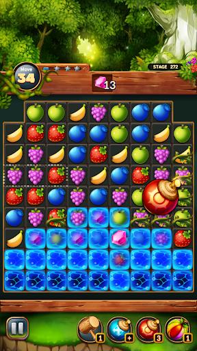 Sweet Fruits POP : Match 3 Puzzle screenshots 23