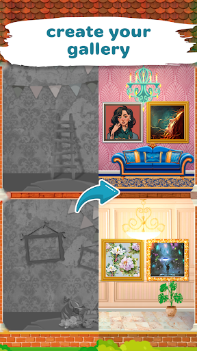 Paint Book: Coloring Book & Decor screenshots 4
