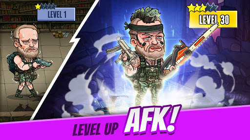 Zombieland: AFK Survival  screenshots 2
