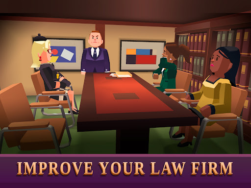 Law Empire Tycoon - Idle Game Justice Simulator  screenshots 14