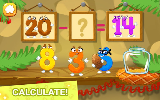 Learning numbers for kids, count 123, math games!  screenshots 16