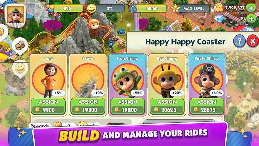 wonder park magic rides & attractions screenshot 2