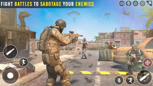 Immortal Squad Shooting Games: Free Gun Games 2020 21.5.3.3 screenshots 5