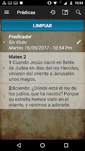 Holy Bible Reina Valera 1960 8