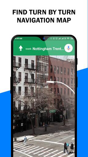 Live Street Map View 2021  Screenshots 1