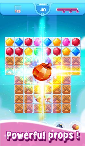 Jewel Match Puzzle Star 2021 Apkfinish screenshots 18