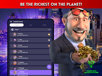 LANDLORD IDLE TYCOON Business Management Game 4.0.8 Screenshots 9