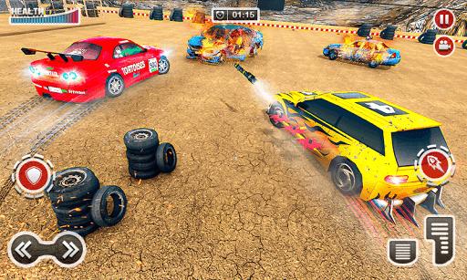 Derby Demolition Car Destruction Crash Racing 3D  Screenshots 4