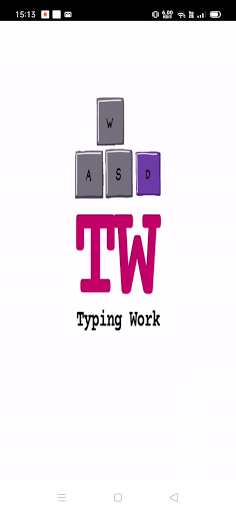 Typing Work - From Home android2mod screenshots 1
