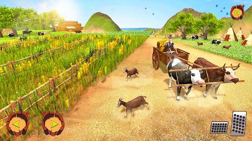 Real Tractor Farm Simulator: Tractor Games Free 1.0.1 screenshots 12