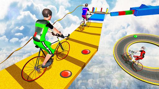 BMX Cycle Freestyle Race 3d  screenshots 16