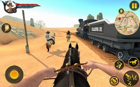 Cowboy Horse Riding Simulation 3