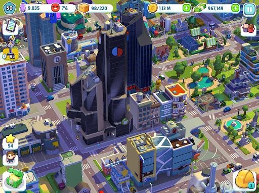 City Mania: Town Building Game apktram screenshots 12