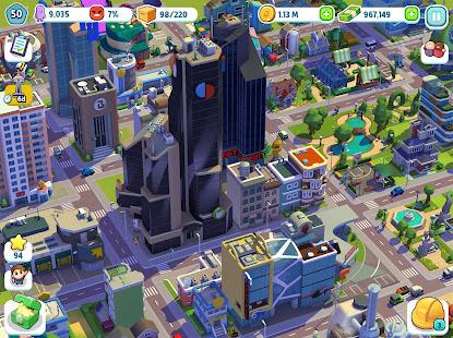 City Mania: Town Building Game screenshots 12