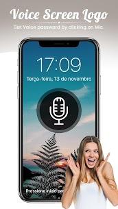 Voice Lock Screen 2020- Unlock Mobile 1.0.1 APK Mod Latest Version 3