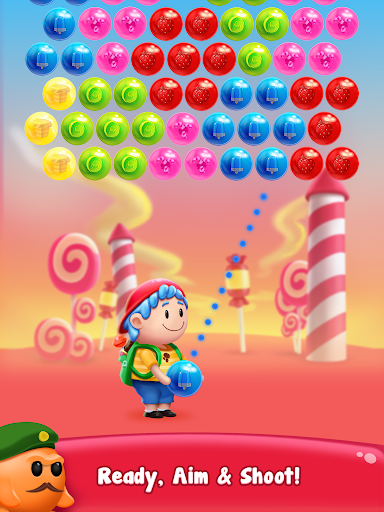 Gummy Pop - Bubble Pop Games 3.6 screenshots 18
