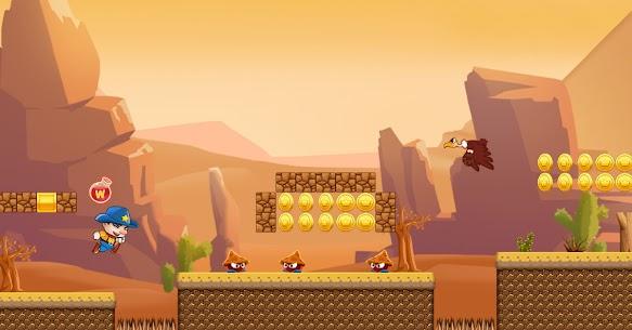 Super Bino Go 2: Free New Jump Adventure Game 2
