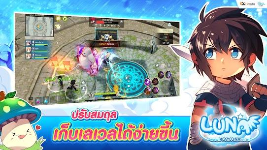 LUNA M: Sword Master MOD APK 1.0.565 (Freeze Enemy) 4