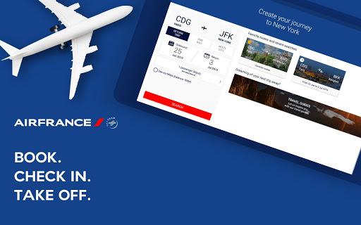 Air France - Airline tickets 5.1.0 Screenshots 11