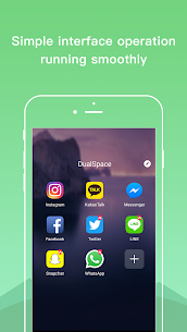 Dual Space Lite VIP MOD APK – Multiple Accounts & Clone App 1