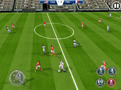 Soccer u26bd League Stars: Football Games Hero Strikes 1.6.0 screenshots 9