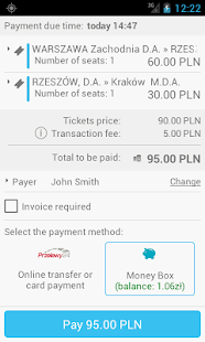 e-podroznik.pl 1.3.13 Screenshots 7